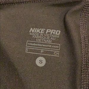 Nike Pants - Women's Nike Pro running pants